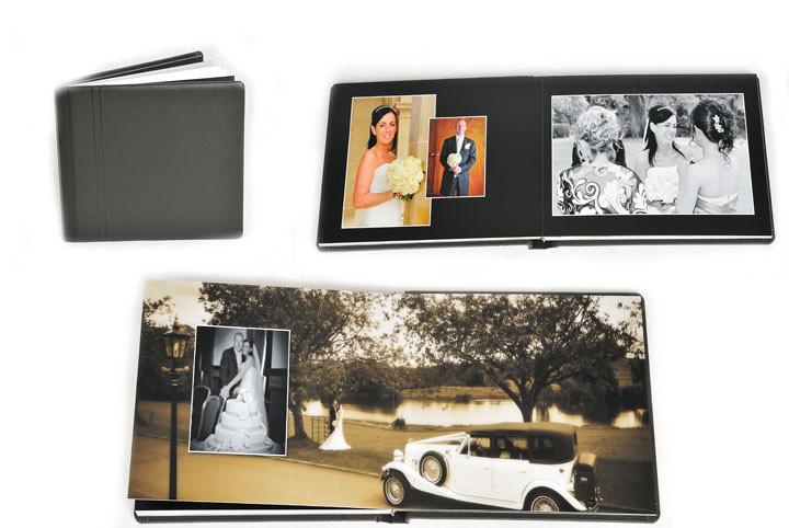 professional wedding photo albums - photo #27